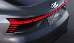 2017 Audi e-tron Sportback Concept - Shanghai Motor Show