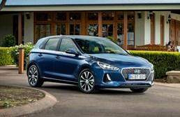 2017 Hyundai i30 - Australia