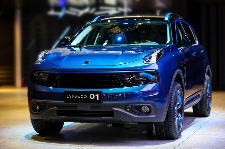 Lynk & Co. - 2017 Shanghai Auto Show