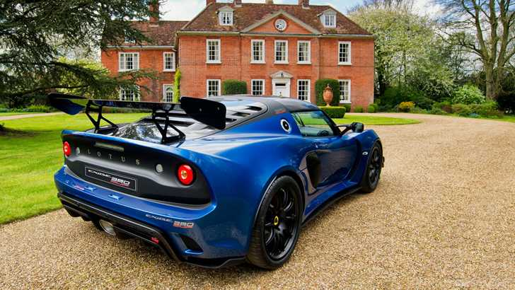 News 2017 Lotus Exige Cup 380 On Road Track Monster