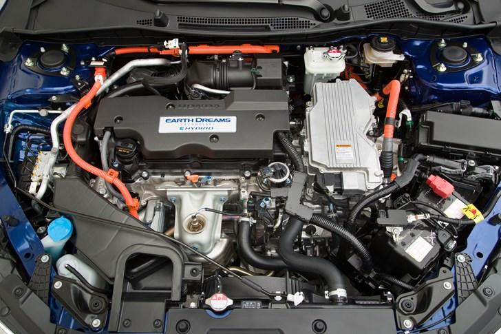 2017 Honda CR-V Hybrid - Shanghai Motor Show