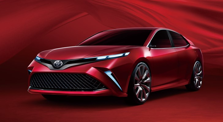 Toyota Fengchao Fun Concept, A New Camry Perhaps?