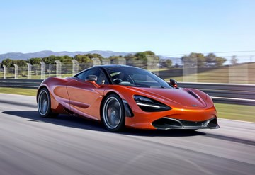McLaren Open To Four-Seater GT, Four Doors Not A Fit
