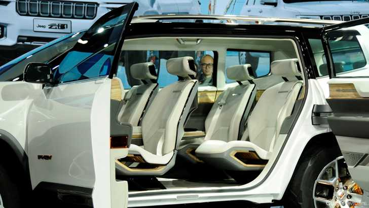 News - Jeep Yuntu Concept Previews New 7-Seater
