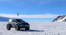Hyundai Santa Fe Treks Across The Arctic