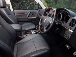 2012 Mitsubishi Pajero Exceed