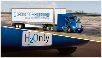 Toyota Goes Big With Hydrogen