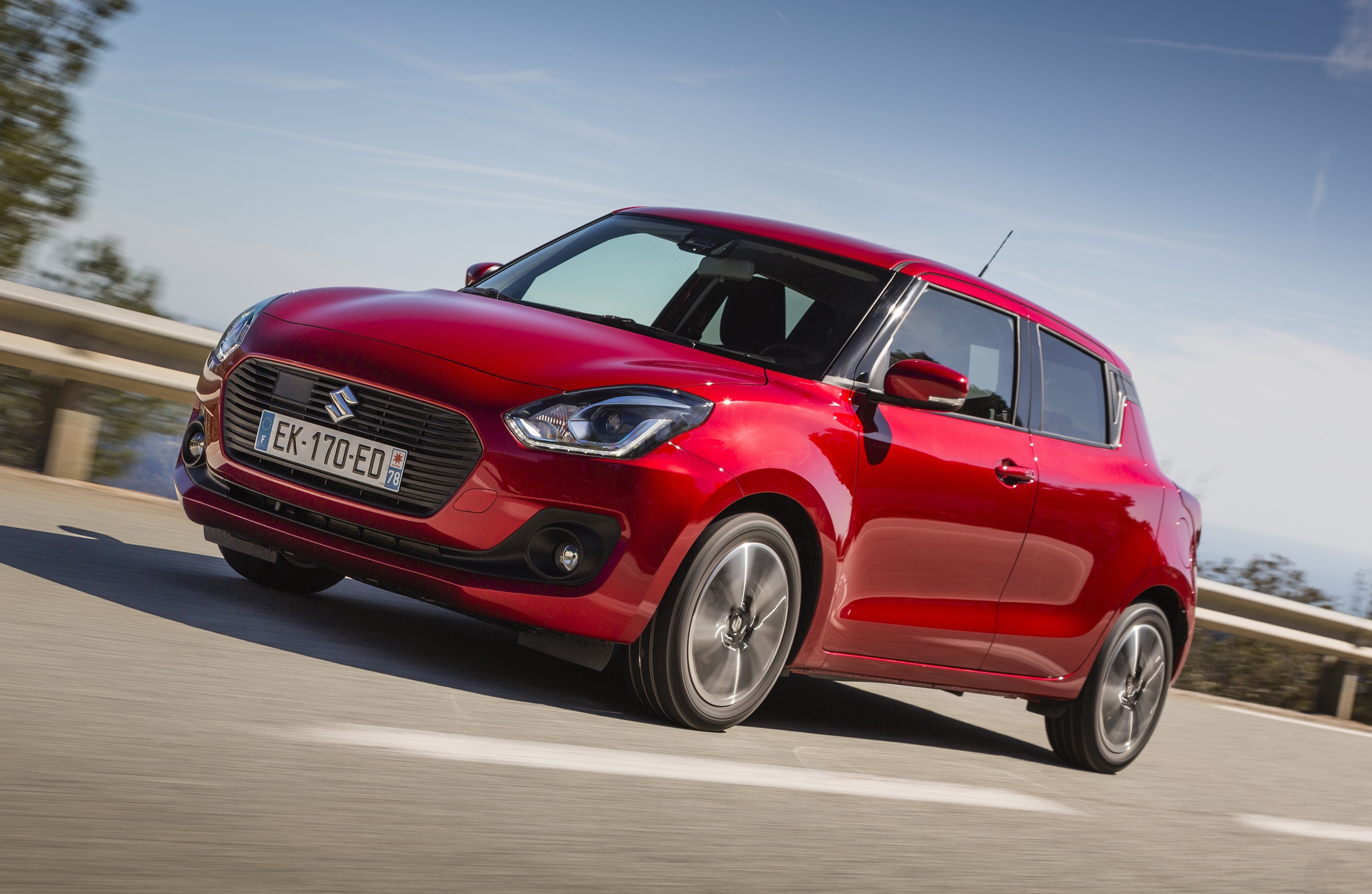 News All New Suzuki Swift Confirmed For June Oz Arrival