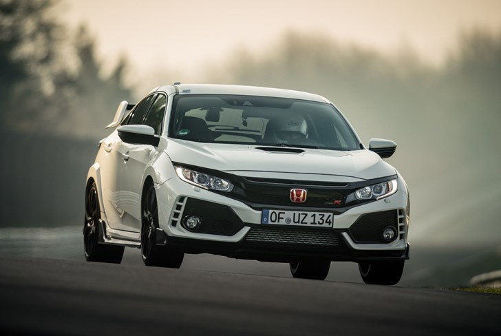 2018 Honda Civic Type R - FK8 - Nurburgring