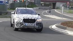 Jaguar F-Pace SVR Roars Around The Nürburgring