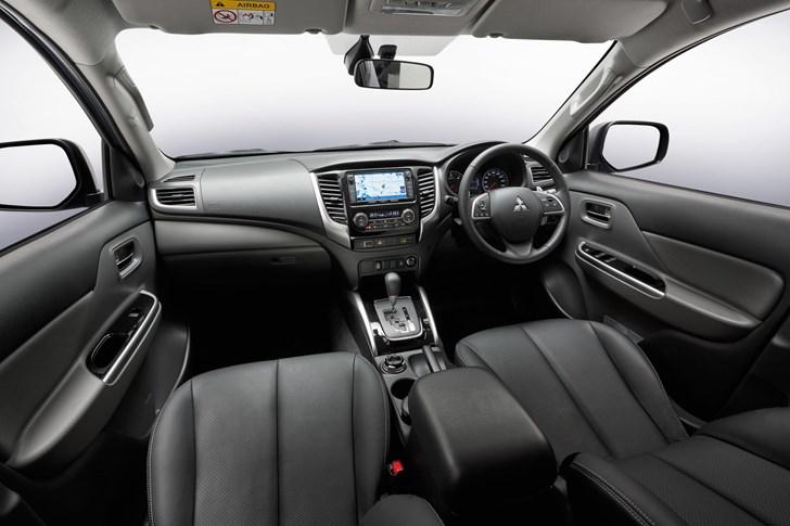 2017 Mitsubishi Triton Exceed Double Cab
