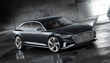 Audi To Position Next A7 As Design Template