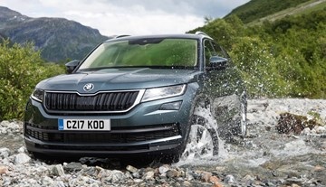 Skoda Details 2017 Kodiaq, Arriving In May