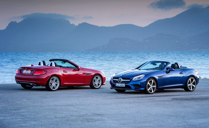 Mercedes-Benz's SLC Roadster Faces Extinction
