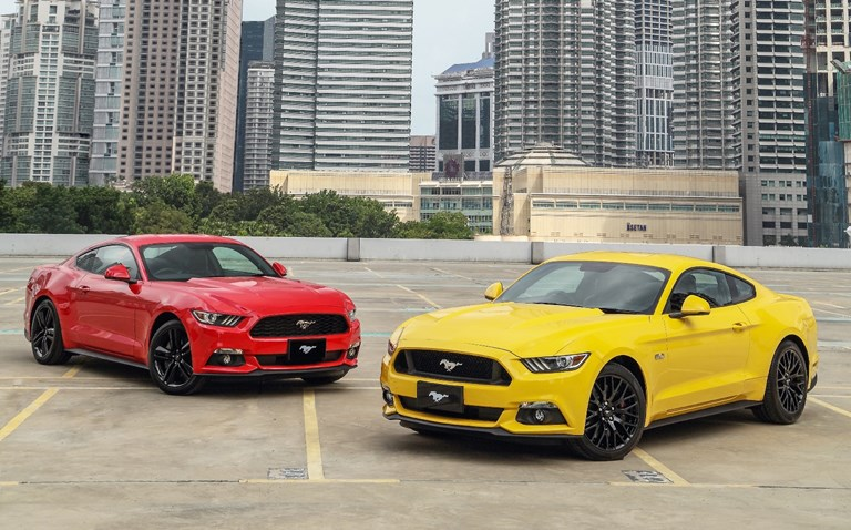 Ford Mustang - Officially 2016's Best Selling Sports Car