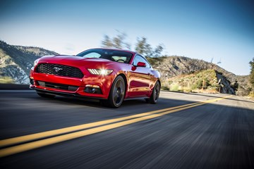2016 Ford Mustang - Best Selling Sports Car