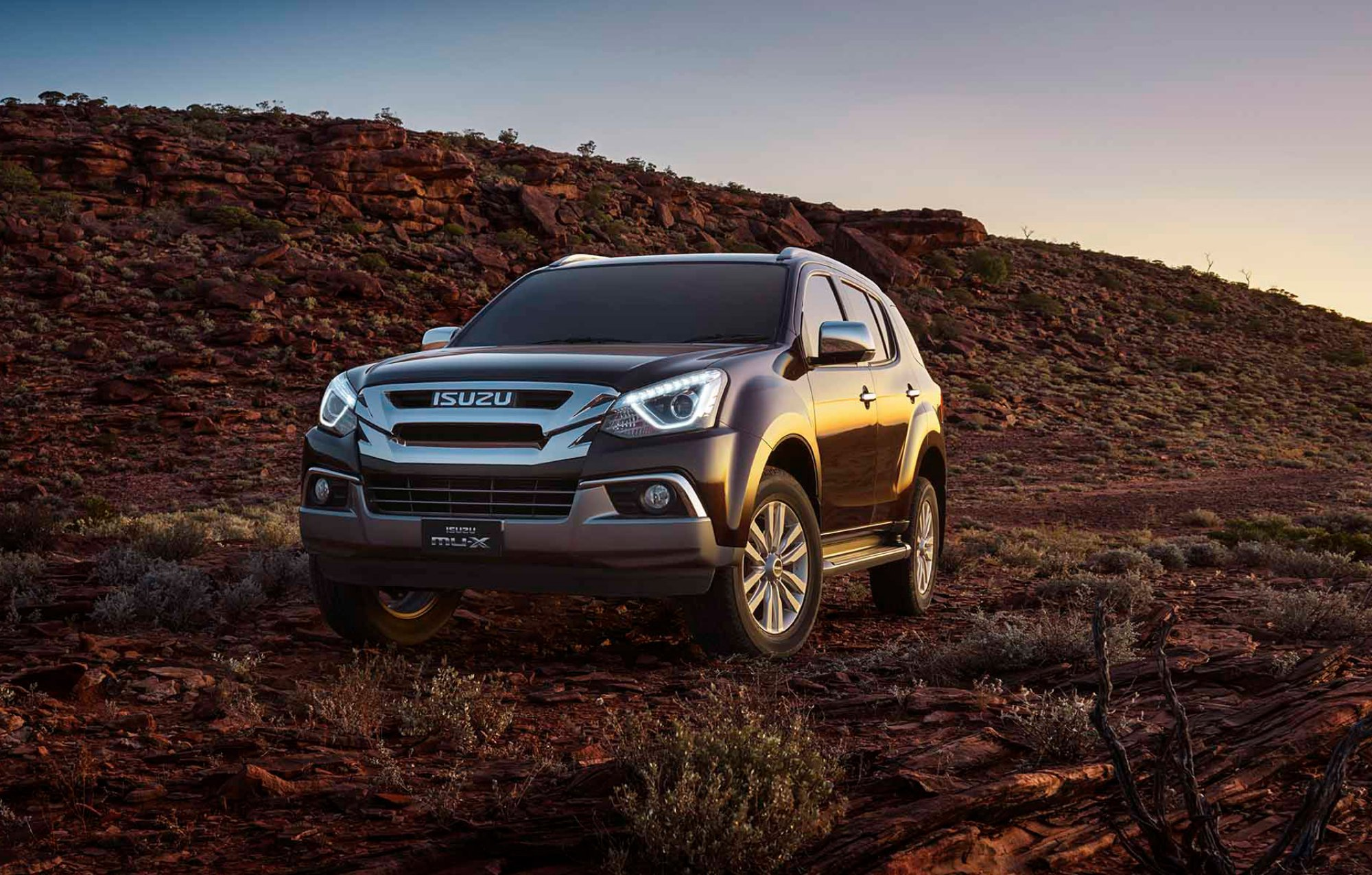 News 2017 Isuzu Mu X Lands In Oz