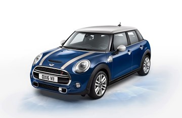 MINI Seven Special Edition Rolls Into Oz