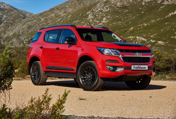 News - Holden Gives Trailblazer The Z71 Treatment