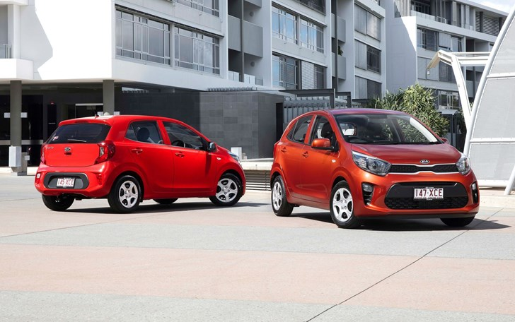 Kia Australia Launches All-New 2017 Picanto S