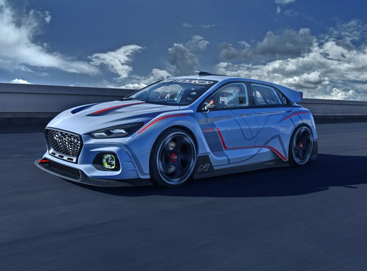 2016 Hyundai RN30 Concept
