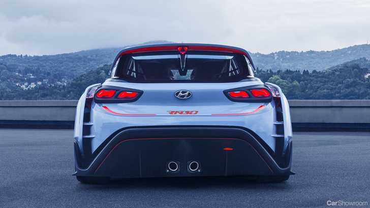 news hyundai to unveil sleek two door i30 n fastback. Black Bedroom Furniture Sets. Home Design Ideas