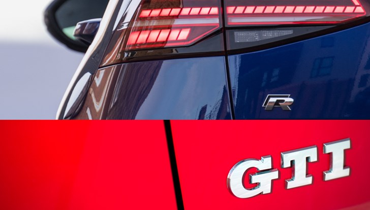Volkswagen Announces 2017 Golf GTi, R Lineup