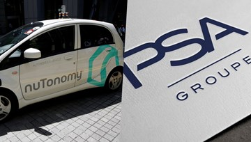 PSA, nuTonomy Join Forces To Test Autonomous Cars In Singapore