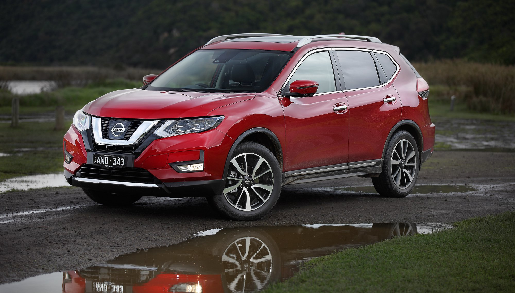 News 2017 Nissan X Trail New Looks New Diesel Revised
