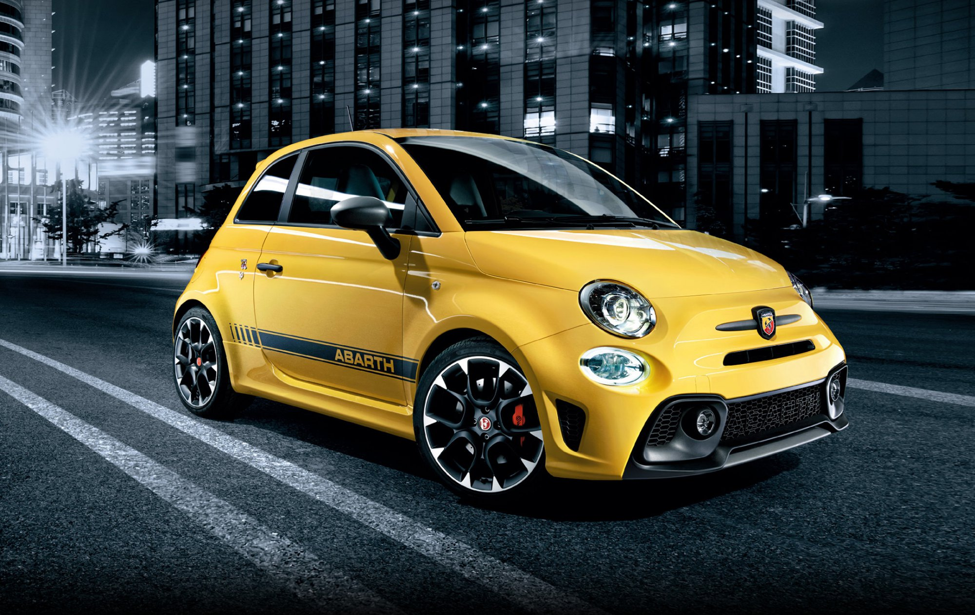 News 2017 Abarth 595 Due In October