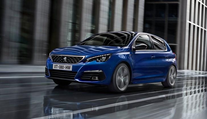 Peugeot Unwraps 2018 308 Facelift