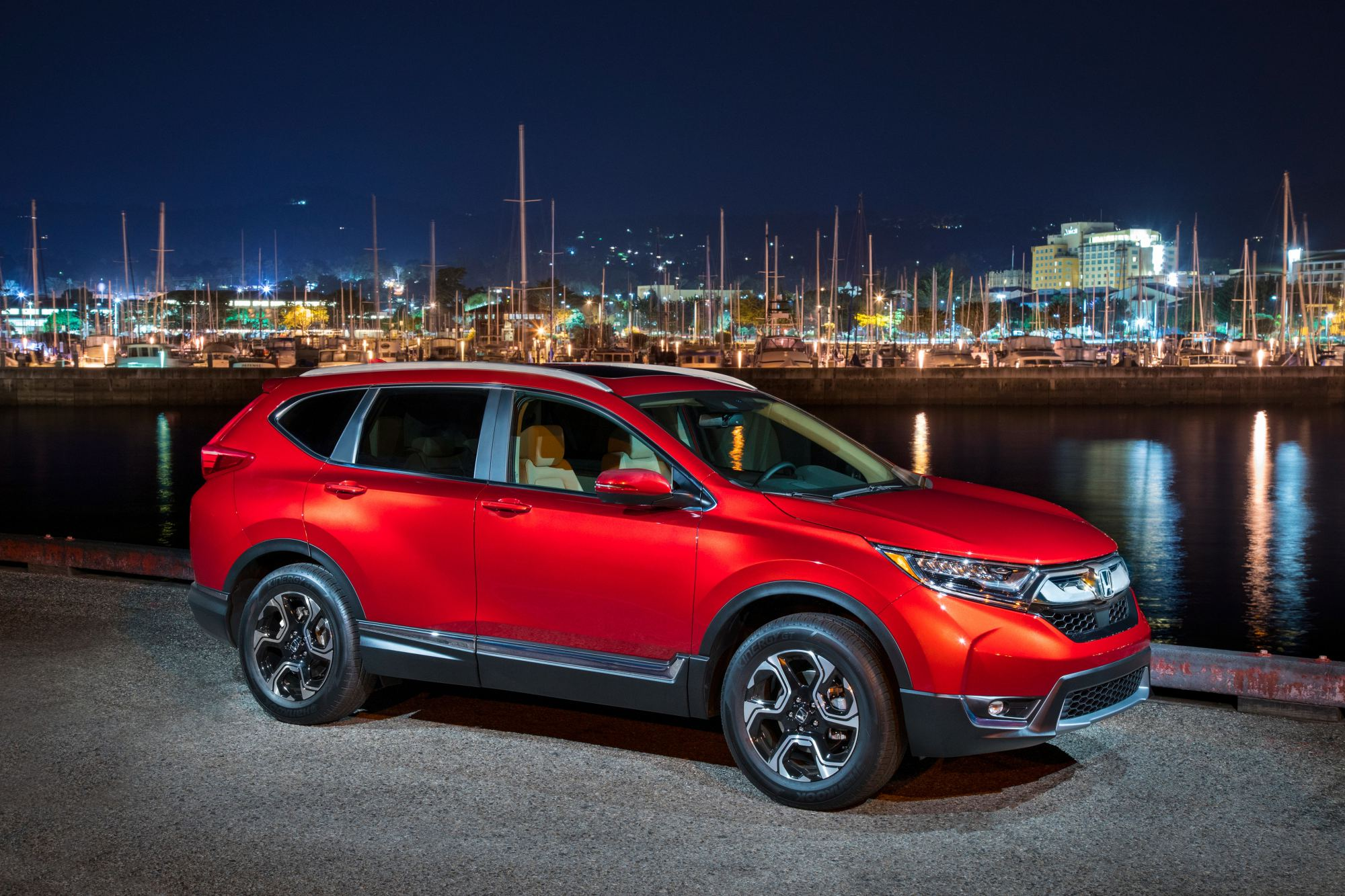 news all new honda cr v here in july 7 seats and turbocharged. Black Bedroom Furniture Sets. Home Design Ideas