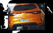 2018 Renault Megane RS Shows Off Its Rump