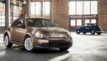 End Of The Road For Volkswagen Beetle, Scirocco?
