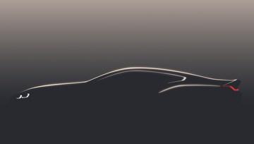 BMW 8 Series - First Teaser