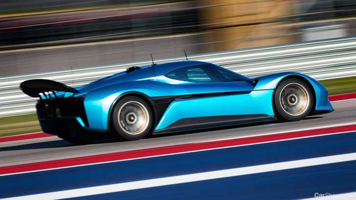 news nio ep9 sets record breaking n rburgring lap time. Black Bedroom Furniture Sets. Home Design Ideas
