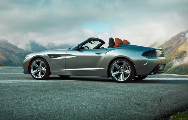BMW's Next Roadster Will Keep Z4 Name