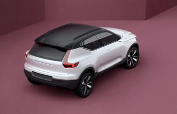 Future Volvo XC20 Has Audi Q2 In Crosshairs