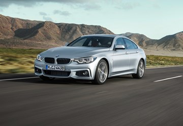 BMW Plots Electric 4 Series GT To Rival Tesla