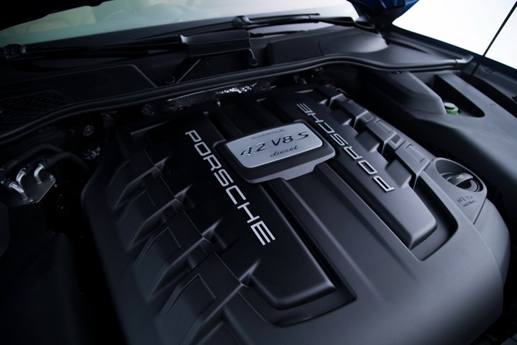 2017 Porsche Cayenne S Diesel