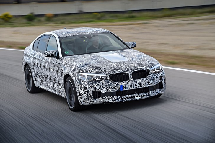 BMW Reveals All-New M5, The Important Bits Confirmed