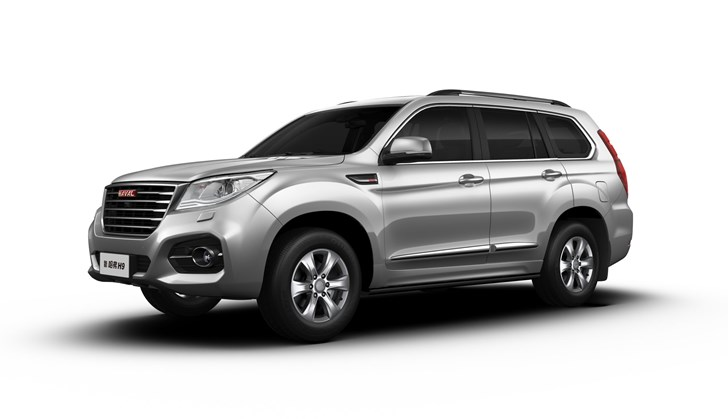 Haval Reveals 2018 H9, Arriving In Q4