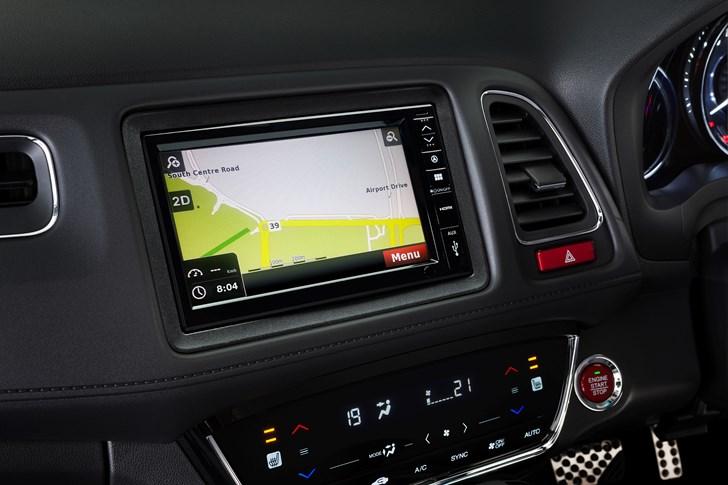 2017 Honda HR-V - Australia