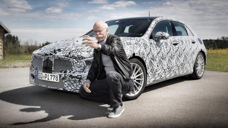 2019 Mercedes-Benz A-Class - Teaser