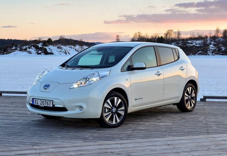 2018 Nissan Leaf - Teaser