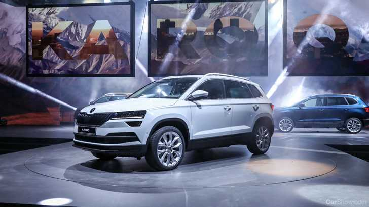 news 2018 skoda karoq debuts oz arrival q2 2018. Black Bedroom Furniture Sets. Home Design Ideas