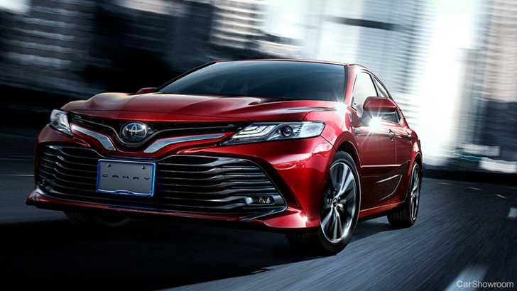 News - 2018 Toyota Camry Debuts, Not For Wallflowers