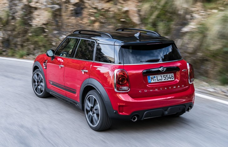 News - 2018 Mini Countryman John Cooper Works Priced ...