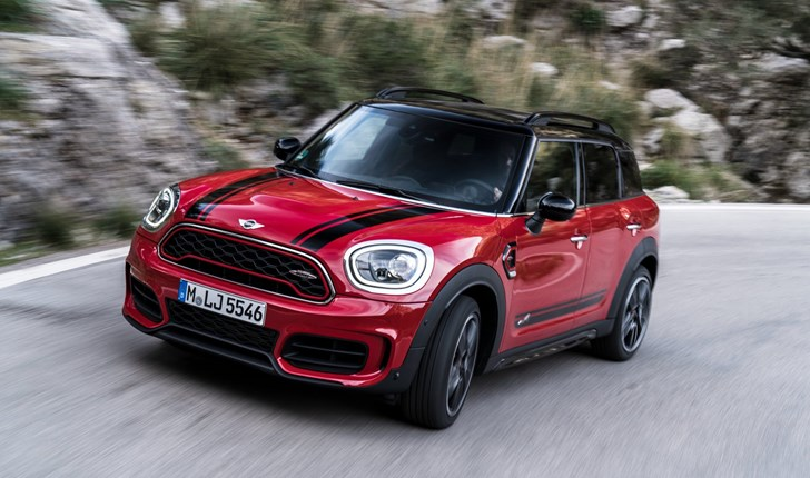 2018 Mini Countryman John Cooper Works Priced & Detailed