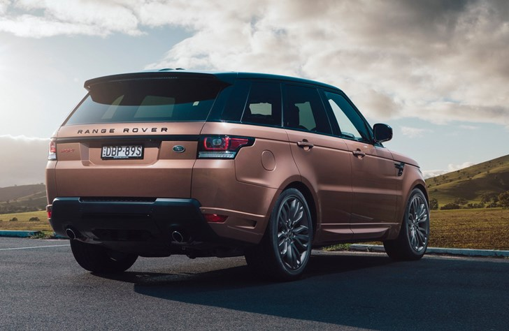 2017 Range Rover Sport - Review